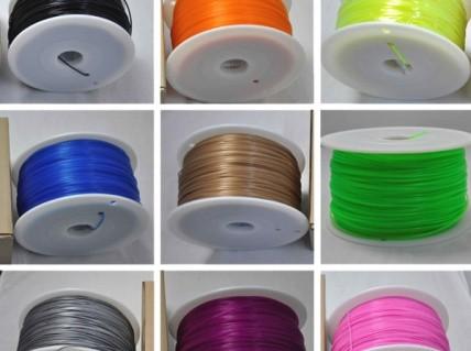 Český výrobce náplní pro 3D tiskárny